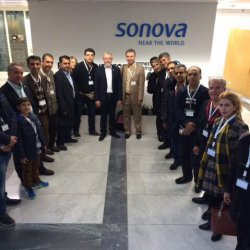 exhibition »  sonova Visiting 2015