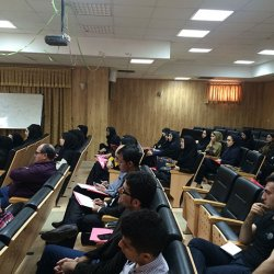 Seminar » ahvaz city seminar at 10/2015